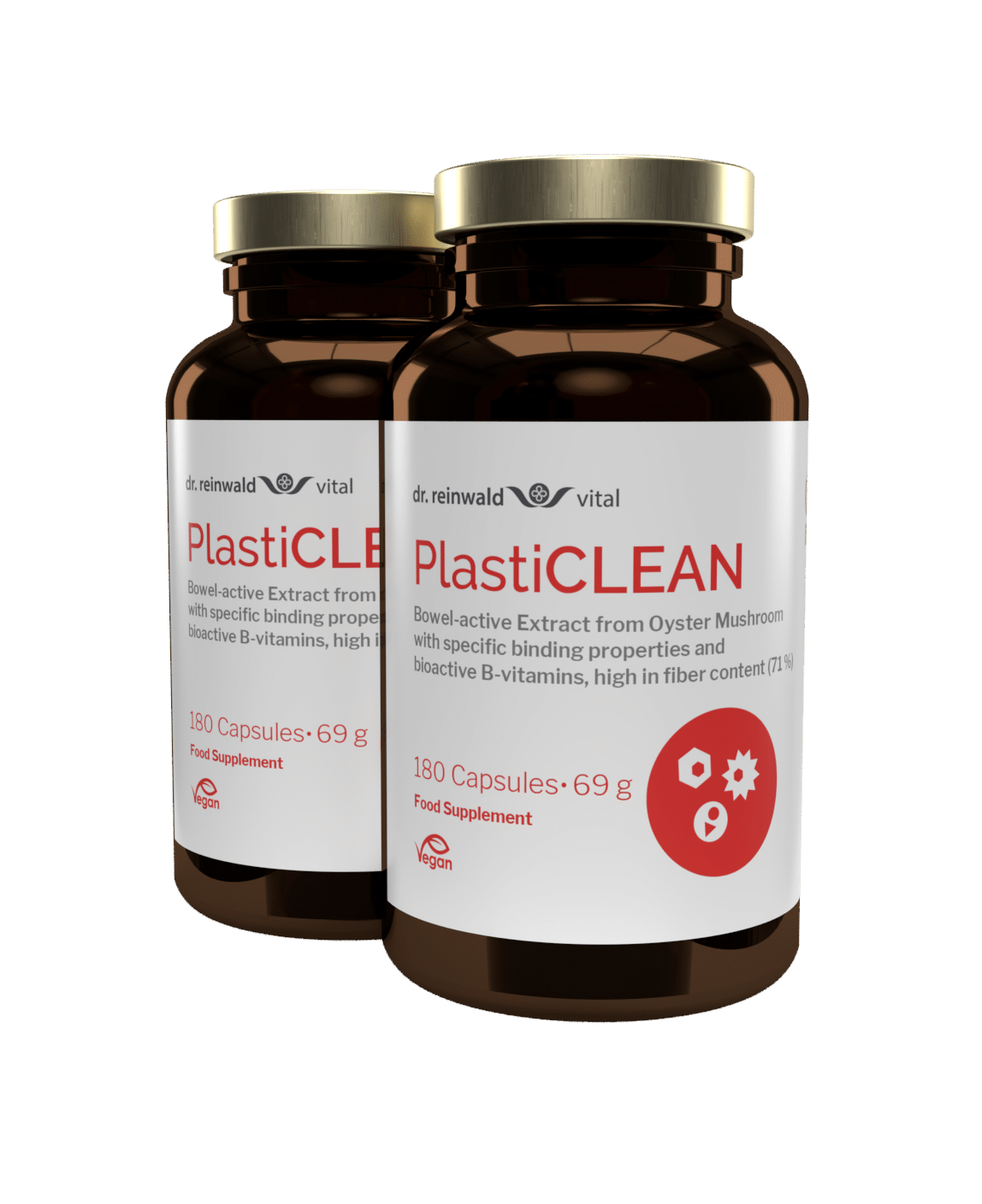 PlastiCLEAN twin pack